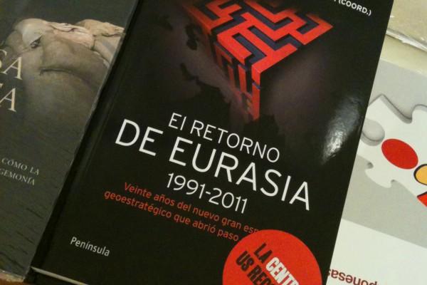 Irán, Afganistán, Turquía, Asia Central... Un hermoso libro. | Fuente: eurasianhub.com