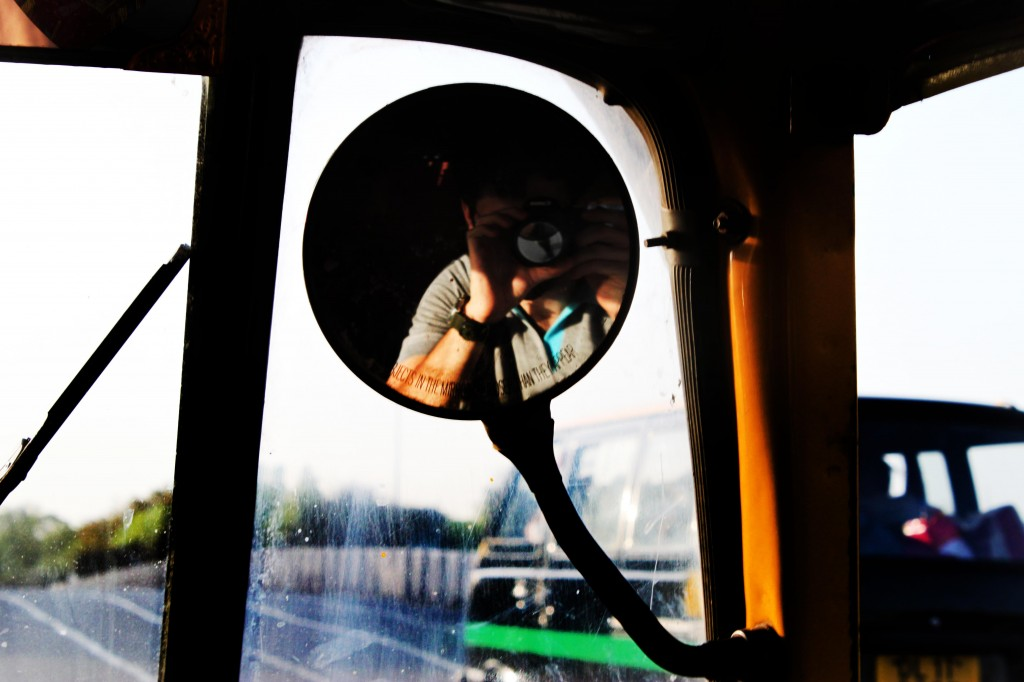 El rickshaw, un emblema de la india | AGUS MORALES