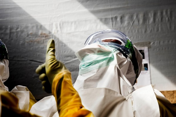 Sierra Leone - New Ebola treatment center in Freetown